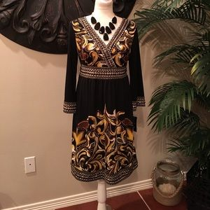 NWT INC International Concepts Dress Size M
